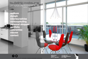 Website Building Colours interieuradvies